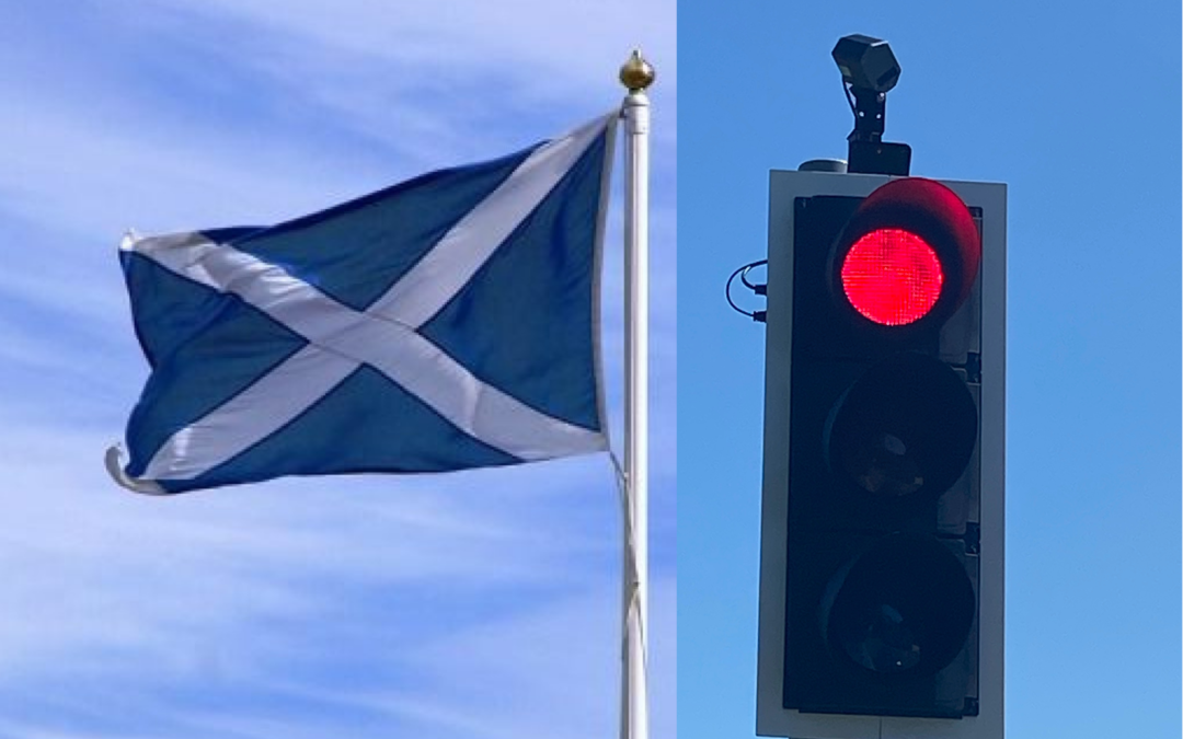 Stop-Line Detectors: How Scotland's Roads are Benefiting from Radar